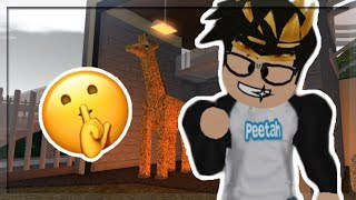 GATHERING ANIMALS FOR MY ZOO IN ROBLOX!