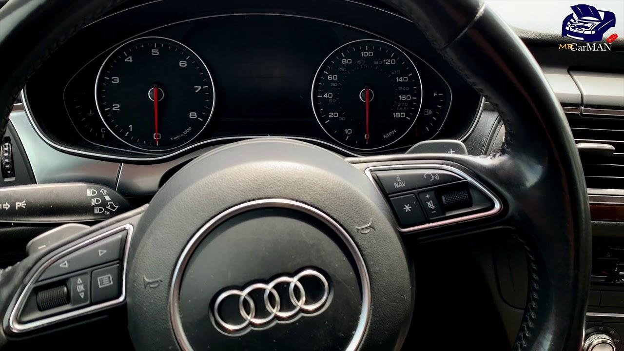 Audi ECU Transmission Reset   Fix Jerking CVT Issue   MrCarMAN