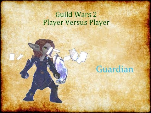 Guild Wars 2 PvP (Guardian(Firebrand))