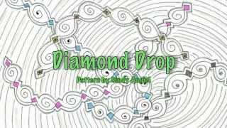 Diamond Drop Zendoodle Pattern Share