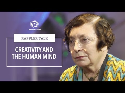 Rappler Talk: Creativity and the human mind