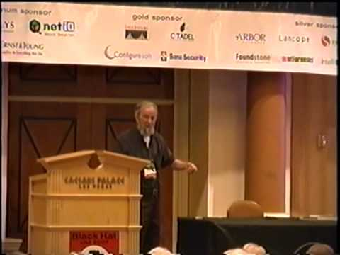 Black Hat USA 2004 - The Future of History