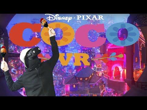 Тайна Коко VR - Pixar...
