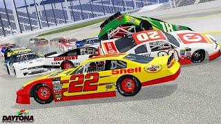 NASCAR Racing Crashes #2 - Daytona Edition | BeamNG Drive