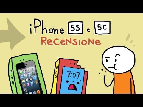 iPhone 5S e 5C - RECENSIONE SIMPATICA