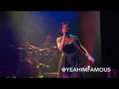 Brandy Live at the House Of Blues New Orleans Essence Festival 2017