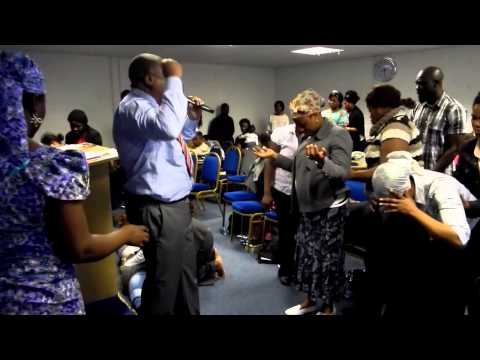 Revival Service at Newlife Ministries in Tallaght 29/05/2014