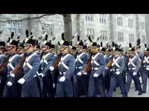 PPW USMA Class of 2017 Parade Review