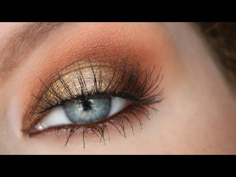 Easy Halo Eye Makeup Tutorial | SHOWN IN REAL TIME