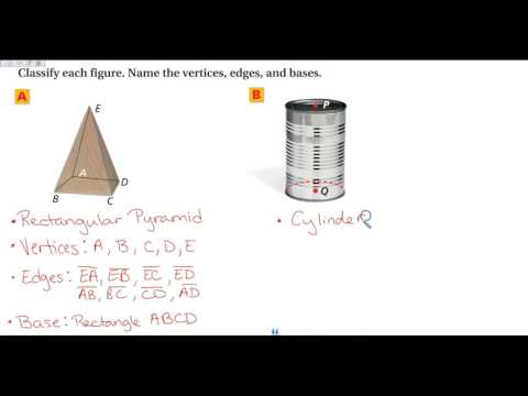 11-1 Solid Geometry