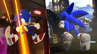 SONIC FORCES - Sonic 06 Model