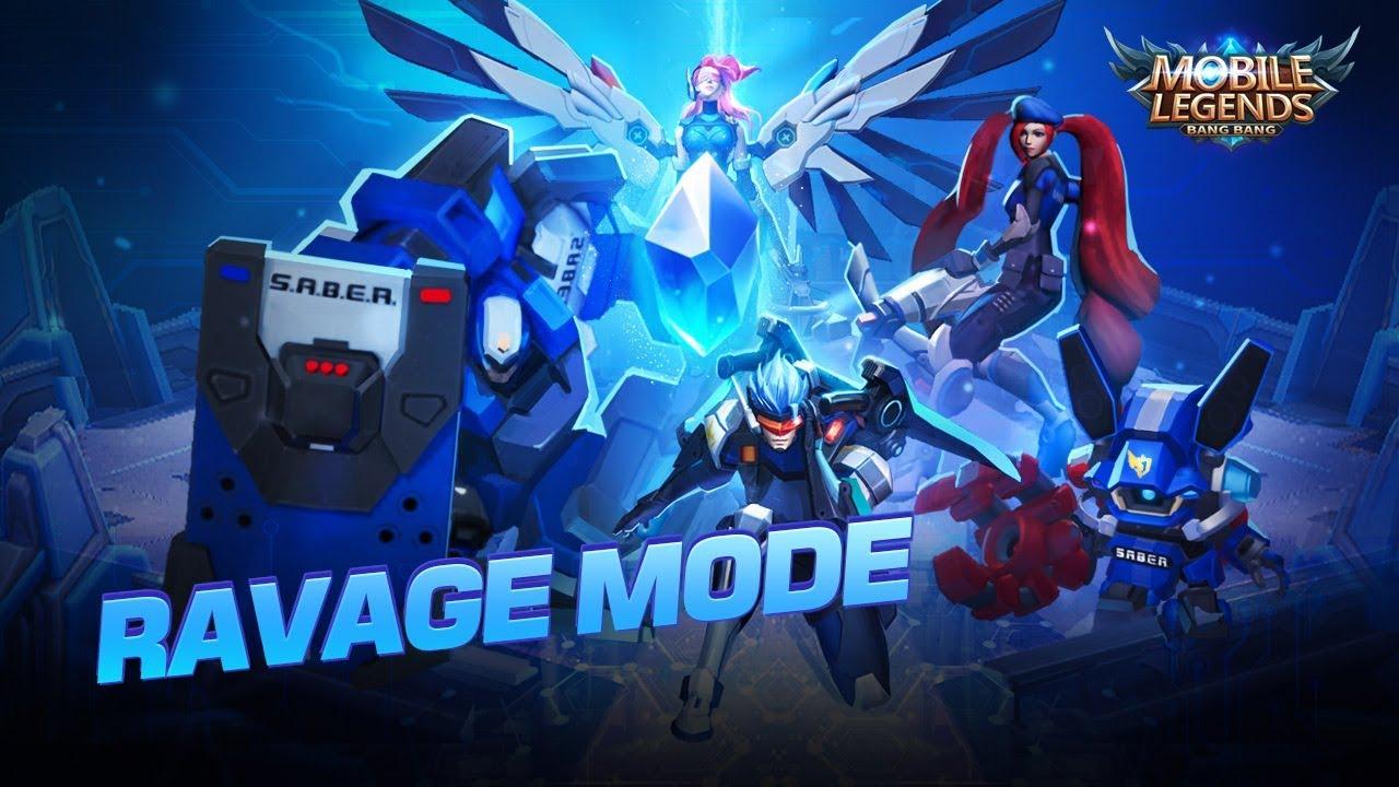 Ravage Mode Spotlight Trailer | Mobile Legends: Bang Bang!