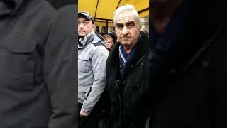 Rada Manojlović stigla na Novo groblje - 22.02.2019.