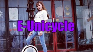 Electric Unicycles!