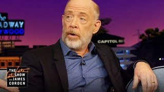 What is the 'K' in J.K. Simmons Short For?