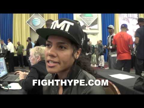 "AVA KNIGHT: ""FLOYD SAYING THAT HE'S WILLING TO PUT WOMEN ON IS THE GAME CHANGER"""