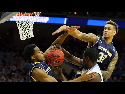 Notre Dame vs. North Carolina: Game highlights