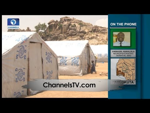 Mental Impact Of Displacement On Children | Africa 54 |