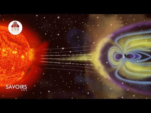 Étude du couplage entre la magnétosphère et l'ionosphère terrestres