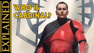 Who is Captain Cardinal