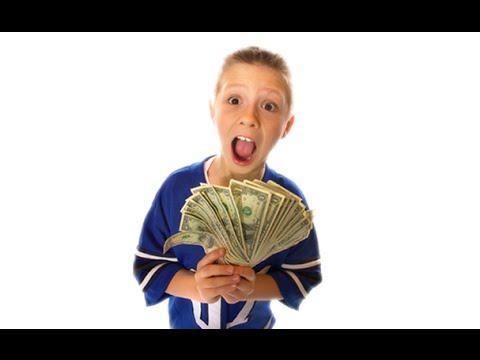 Как заработать деньги подростку в интернете?