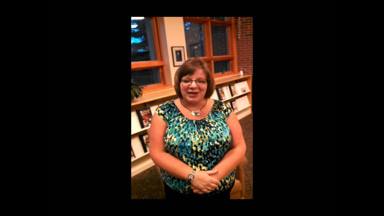 Librarian praises David Funn Library Show