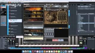 Real Work 18, часть 2 – Создание эпичной музыки в Cubase: ритм-секция