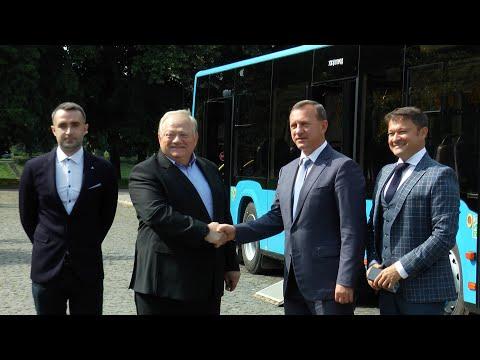 """В Ужгороді курсуватимуть ще 7 автобусів """"Електрон"""""""