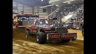Flashback Williamston Big Daddy Mod 4x4 Trucks