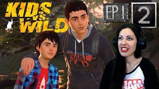 LIFE IS STRANGE 2 - Part 2 - Kids VS Wild