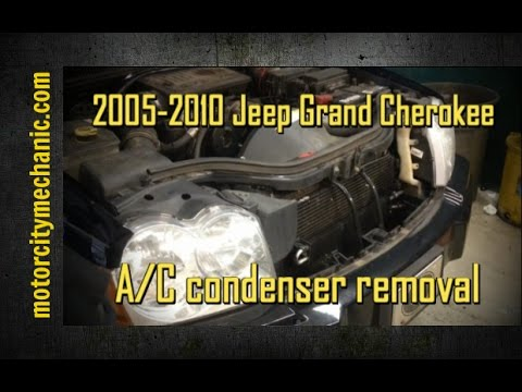 2005 jeep grand cherokee ac compressor