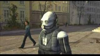 Civil Protection - Alien (part one)