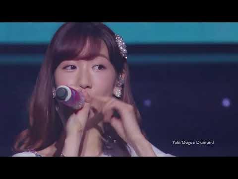 Yukirin (Live) - Oogoe Diamond (Official Lyric Video)