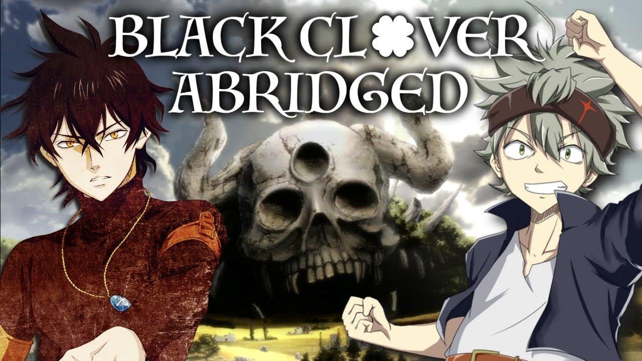 Black Clover Episode 1