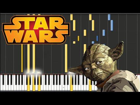 Star Wars - John Williams - Force Theme | Piano Tutorial