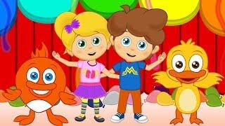 آرام سام سام أغاني الأطفال - الرسوم المتحركة 2 ✨- الغناء مع الأصدقاء - Arabic Kids songs