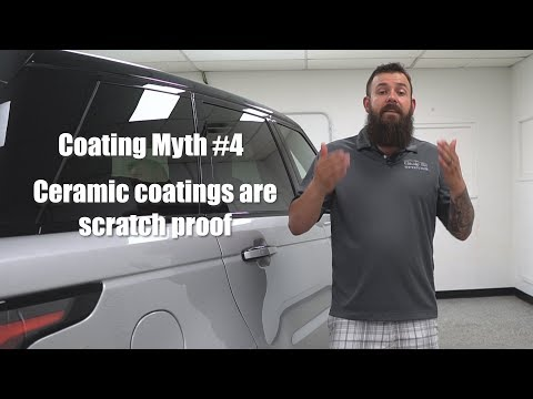 CERAMIC COATING myths   The truth about CERAMIC COATINGS