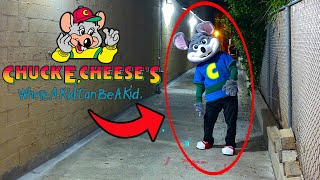 DON'T GO TO A HAUNTED CHUCK E CHEESE AT 3AM!! *PART 2* (5 KIDS WENT MISSING?!)