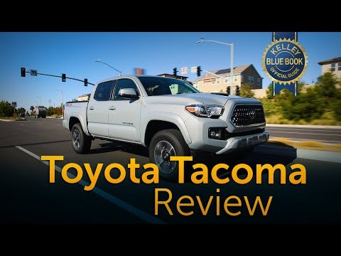 2019 Toyota Tacoma -  Review & Road Test