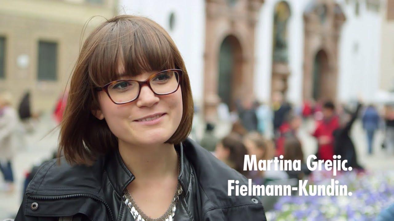 brille fielmann tv spot mit martina grejic youtube. Black Bedroom Furniture Sets. Home Design Ideas