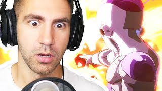 WHAT IS FRIEZA DOING  Dragon Ball Fighterz Story English Dub - Part 6  Pungence