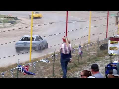 Wild Bill's Raceway Mini Stock Heat Race 7/12/19