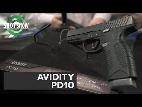 Avidity PD10 - SHOT Show 2017!
