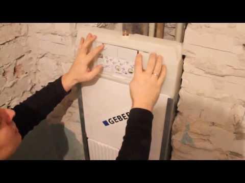 0 - Унітаз з вбудованим бачком в стіну