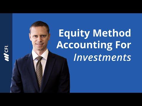 Equity Method Accounting