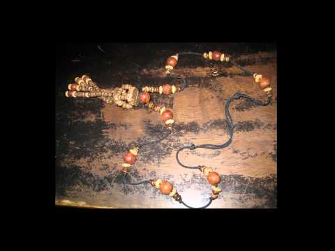 Coconut Shell Necklace - Handmade - souvenir