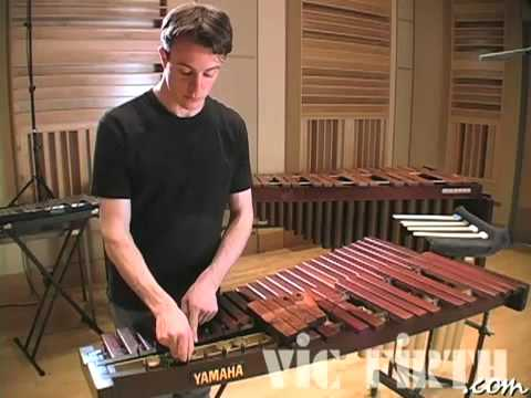 Percussion Keyboard Technic: For Marimba, Xylophone, Vibraphone or Bells