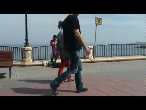 Street Musician ★ Adele - Someone Like You  Instrumental Oboe Cover ( Lyrics / Music Sheet )