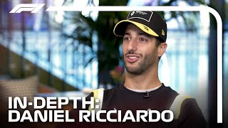 EXCLUSIVE! Daniel Ricciardo Interview: 'The Smile Is Never Fake'
