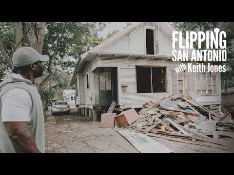 Flipping San Antonio With Keith Jones Episode 1 - Meet Keith Jones Of JT Renovations & Properties